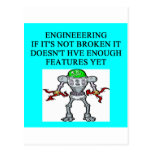 ENGINEERINGjoke Post Card