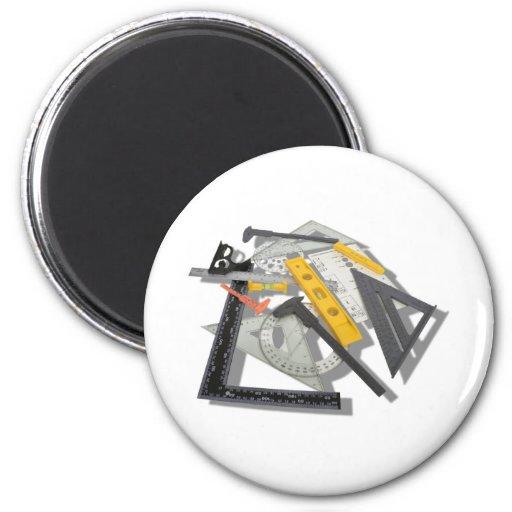 EngineeringTools090810 2 Inch Round Magnet