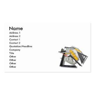 EngineeringTools090810, Name, Address 1, Addres... Business Card Templates
