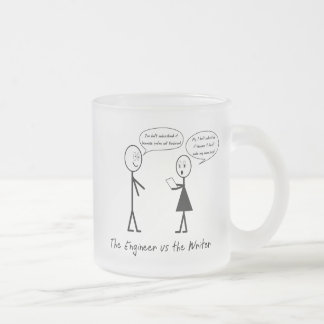 Engineers and Writers Mug