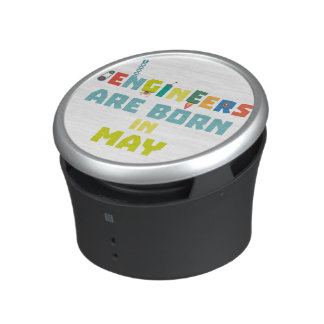 Engineers are born in May Z863d Speaker