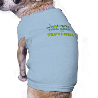 Engineers are born in September Z0ow6 T-Shirt