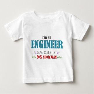 Engineer's composition baby T-Shirt