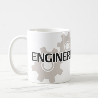 Enginerd Engineer Nerd Coffee Mug
