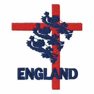 England 2010 Embroidered Polo
