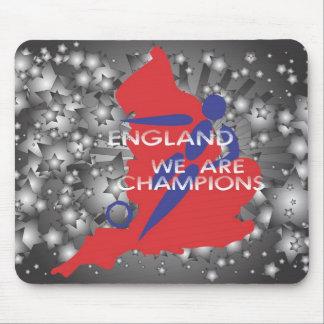 England 2010 mouse pad
