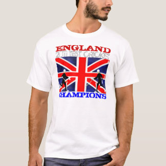 England 2011 ICC Test Cricket Champions Shirt