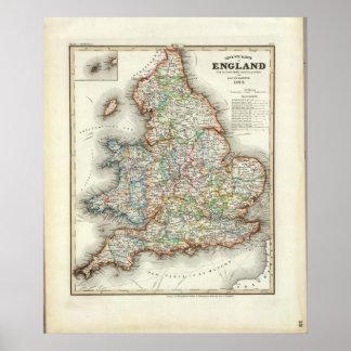 England 2 print