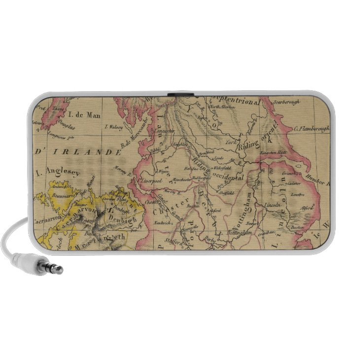 England 4 portable speaker