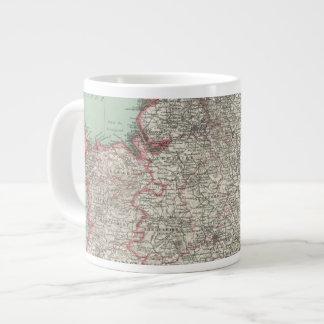 England 5 large coffee mug