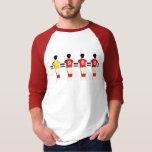 England 66 Bar Football Tshirts