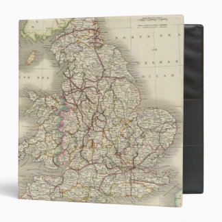 England and Wales 3 3 Ring Binders