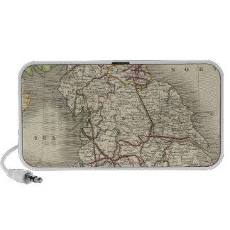 England and Wales 3 Travel Speaker