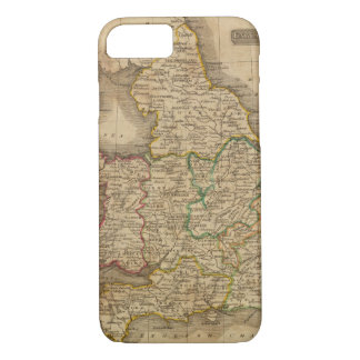 England and Wales 4 iPhone 7 Case