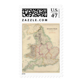 England and Wales 4 Postage