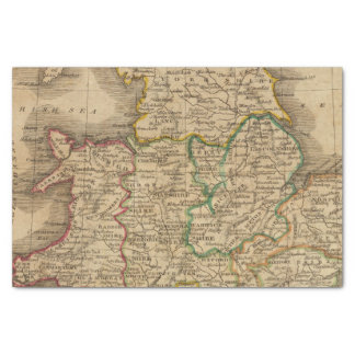 England and Wales 4 Tissue Paper