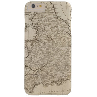England and Wales 6 Barely There iPhone 6 Plus Case