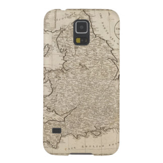 England and Wales 6 Case For Galaxy S5