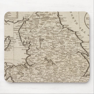 England and Wales 6 Mouse Pad