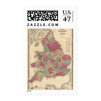 England and Wales 6 Postage