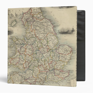 England and Wales Binder