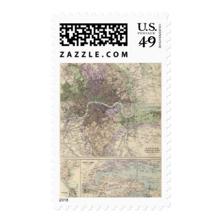 England and Wales - Cities, Ports and Harbours Postage