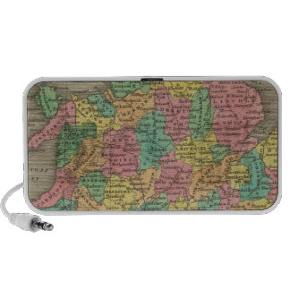 England And Wales iPod Speaker