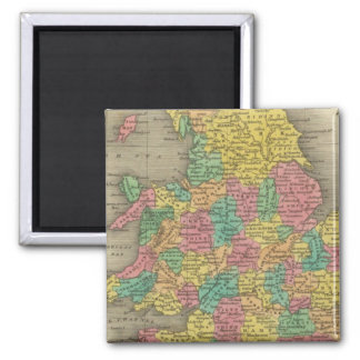 England And Wales Fridge Magnet