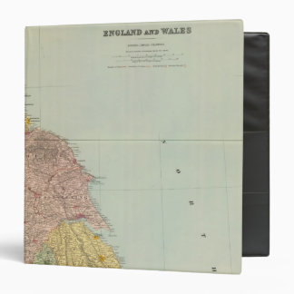 England and Wales Northeast Binder