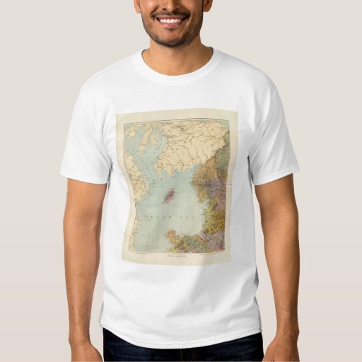 England and Wales Northwest T-Shirt