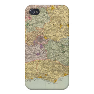 England and Wales Southeast iPhone 4 Cases