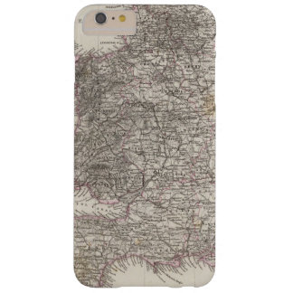 England Atlas Map Barely There iPhone 6 Plus Case