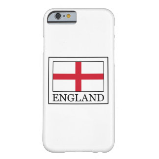 England Barely There iPhone 6 Case