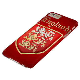 England Barely There iPhone 6 Plus Case