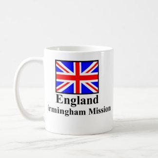 England Birmingham Mission Drinkware Coffee Mug