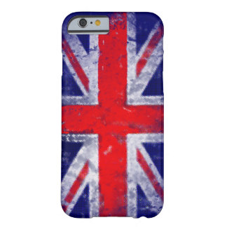 England blue and red flag barely there iPhone 6 case