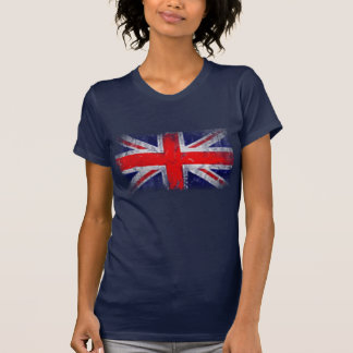 England blue and red flag T-Shirt
