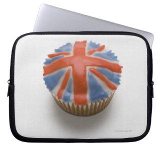 England, Britain, english, union jack, fairy Computer Sleeve