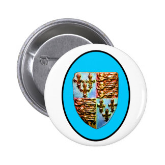 England Canterbury Church Crest Cyan bg The MUSEUM Button