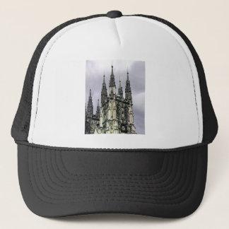 England Canterbury Church Spirals 1 The MUSEUM Zaz Trucker Hat