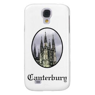 England Canterbury Church Spirals Black o The MUSE Galaxy S4 Covers