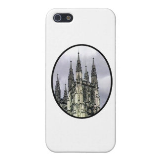 England Canterbury Church Spirals Black o The MUSE Cases For iPhone 5