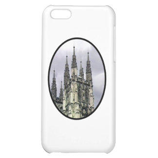 England Canterbury Church Spirals Black o The MUSE iPhone 5C Cover