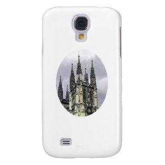 England Canterbury Church Spirals o The MUSEUM Zaz Samsung Galaxy S4 Cover