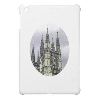 England Canterbury Church Spirals o The MUSEUM Zaz iPad Mini Cases