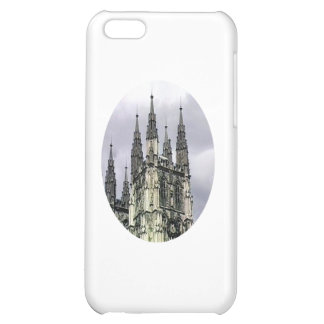 England Canterbury Church Spirals o The MUSEUM Zaz Cover For iPhone 5C