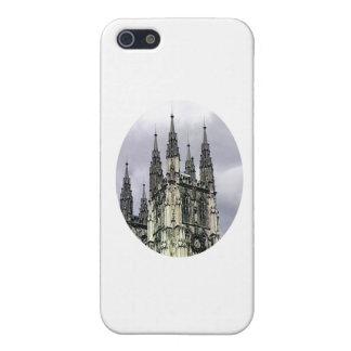 England Canterbury Church Spirals o The MUSEUM Zaz Cover For iPhone 5