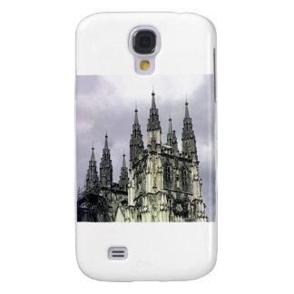 England Canterbury Church Spirals The MUSEUM Zazzl Samsung Galaxy S4 Cover