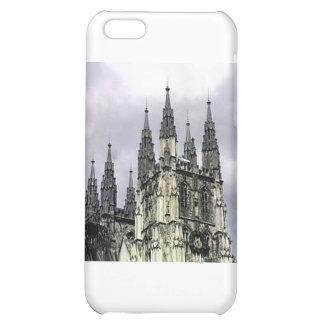 England Canterbury Church Spirals The MUSEUM Zazzl iPhone 5C Cases