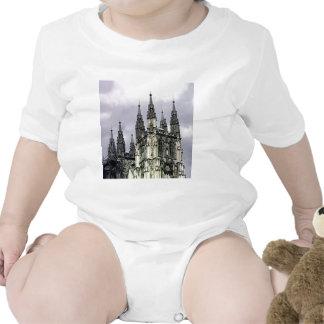 England Canterbury Church Spirals The MUSEUM Zazzl T Shirt
